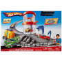 Hot Wheels Auto Lavado Triple Accion