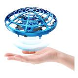 Dron A Control Remoto Con Sensor De Movimiento Para Niños