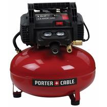 Compresora De Aire Portatil Porter Cable 6 Galones 135 Psi