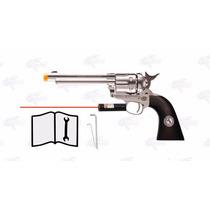 Marcadora Airsoft Co2 Colt Peacemaker Laser 4.5 Pellet Xtrem