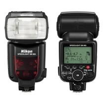 Flash Externo E Inalámbrico Nikon Sb900 - Entrega Inmediata