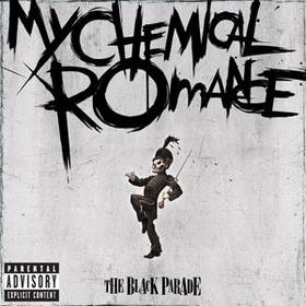 The Black Parade Cd - My Chemical Romance - Nuevo 13 Tracks