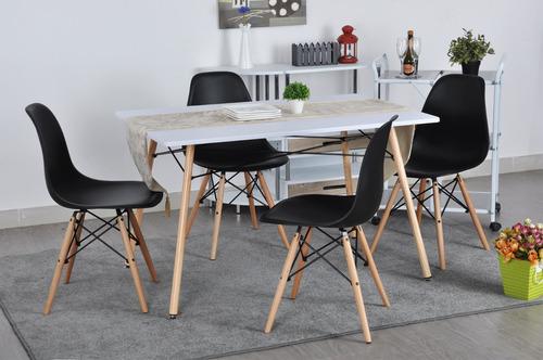 Sillas eames minimalista para comedor en oferta baratos - Oferta sillas de comedor ...