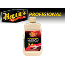 Cera M26 Meguiars 473ml Hitech Yellow Wax Carnauba 16oz