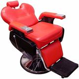 Sillon Silla Barbero Barberia Peluqueria Estetica Hidraulico