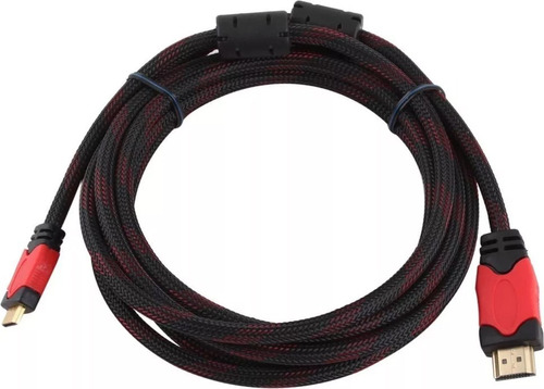 Cable Hdmi 3 Metros Fullhd 1080p Ps3 Xbox 360 Laptop Pc Led