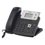 Yealink Sip-t21p-e2 Telefono Ip Poe De Nivel De Entrada T21