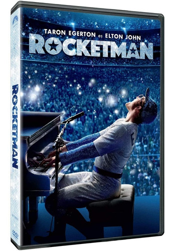 Rocketman Dvd Película Nuevo