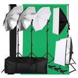 37 Piezas-set Estudio Fotográfico-kit Fotografía- Envió Exp.