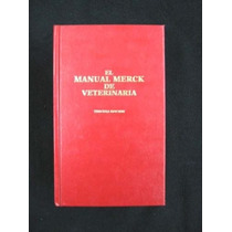 M Merck De Veterinaria 3a Edicion Isbn 84-494-1814-3