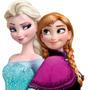 Kit Imprimible Frozen Invitaciones Candy Bar Cumples 2x1