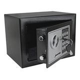 Mini Caja Fuerte Electrónica Codigo De Seguridad Y Llaves