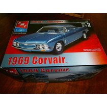 Chevrolet Corvair 1969 Para Armar Amt 1/25 Hm4