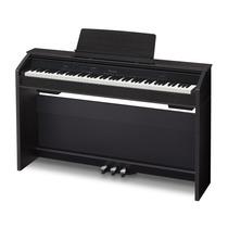 Px860 Bk Privia Digital Home Piano Black Casio