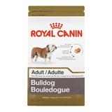 Alimento Royal Canin Breed Health Nutrition Bulldog Perro Adulto Raza Mediana 13.63kg