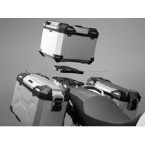 Bmw F800gs Nuevo Top Case Sw Motech Trax Adventure Moto