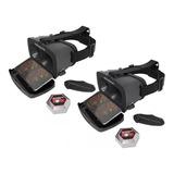 Combo 2 Lentes Realidad Virtual Tzumi Dream Vision Audífonos