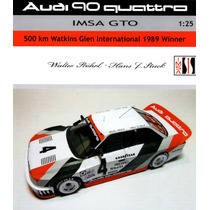 Audi 90 Quatro (modelo Para Armar En Papel)