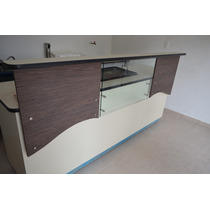 Barras Cafeteria Crepas, Mesas Y Sillas, Fabricacion