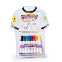 Marcadores T-shirt - Graffiti 8 Edad Tela Plumas Tinta Perma