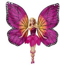 Barbie Mariposa Y La Princesa De Hadas Muñeca