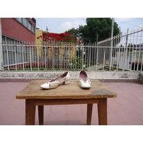 Zapato Dama Regina Romero Blanco/beige