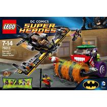 Lego 76013 Super Héroes Batman The Joker Nuevo Env Gratis