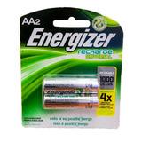 Pila Energizer Aa Recargable Original