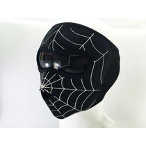 Mascara Neupreono Antifaz Motociclista Spiderman