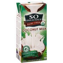 Es Tan Delicioso Lácteos Sin Azúcar De Leche De Coco Bebidas