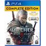 The Witcher 3 Wild Hunt Edicion Completa Ps4 Nuevo