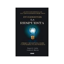 Libro Inversiones La Respuesta *cj