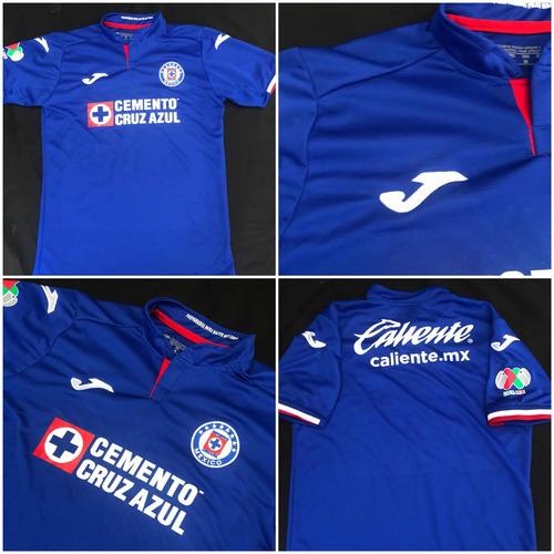 Playera Jersey Cruz Azul Local 2019 Envío Dhl Express 7c42cf053e362