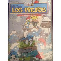 Los Pitufos Temporada 2. Nueva Y Sellada.
