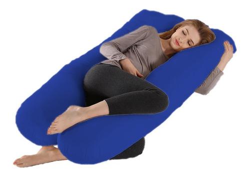 Almohada Ortopedica Para Embarazo,lactancia,descanso + Regal