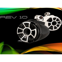 Wet Sounds Rev10 Tower Speaker Marino Mejor Bazooka Dbdrive