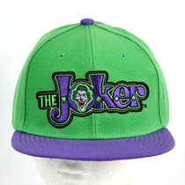 El Guason The Joker Dc Comics Gorra 100% Original
