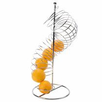 Frutero En Espiral Para Cítricos Manzanas Decoración Buffet