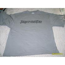 Jagermeister Camiseta Mod.397 Gris Hm6