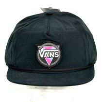 Vans Gorra Skateboarding Snapback 100% Original 2