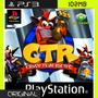 Juego Crash Team Racing Ps3 Original Playstation 3