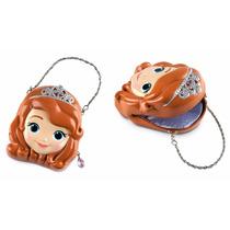 Bolsita De Mano/monedero Princesa Sofia Disney Store