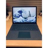 Microsoft Surface Laptop Azul Intel Core I7 8gb Ram 256 Ssd