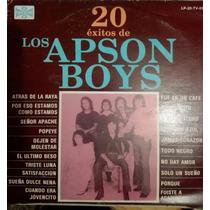 Los Apson, 20 Éxitos De Los Apson Boys, Lp