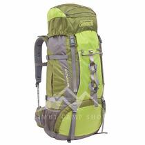 Mochila Para Camping Atitlan 50 L - Coleman Mochilero Viajes