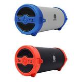 Bocina Bluetooth Select Sound Bt228 Bazooka Radio Fm Usb