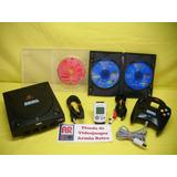 Consola Sega Dreamcast Con 2 Juegos Originales Y Memoria