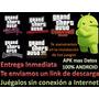 Pack De 5 Juegos Android Gta Todos Sin Uso De Datos