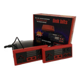 Mini Consola Retro Gamer Arcade Con 620 Juegos 2 Controles