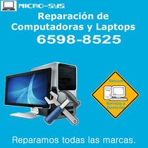 Reparación De Computadoras Y Laptops A Domicilio Cdmx
